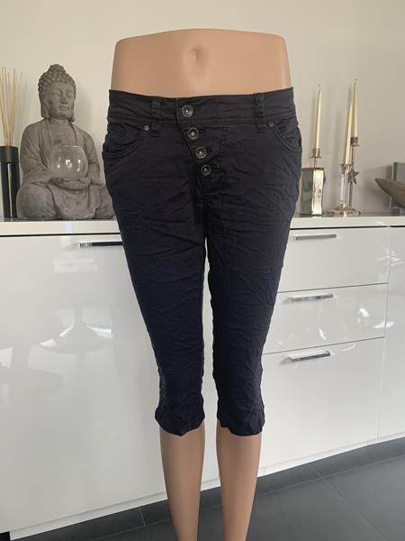 Buena Vista Malibu Capri Jeans dark blue