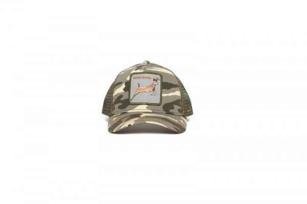 Goorin Basecape camouflage