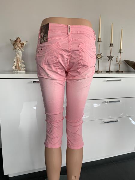 Buena Vista Malibu Capri Jeans soft rose NEU Denim BV1150