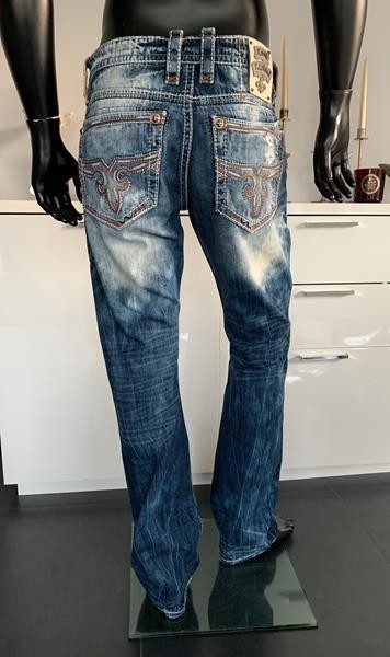 Rock Revival Jeans Flann