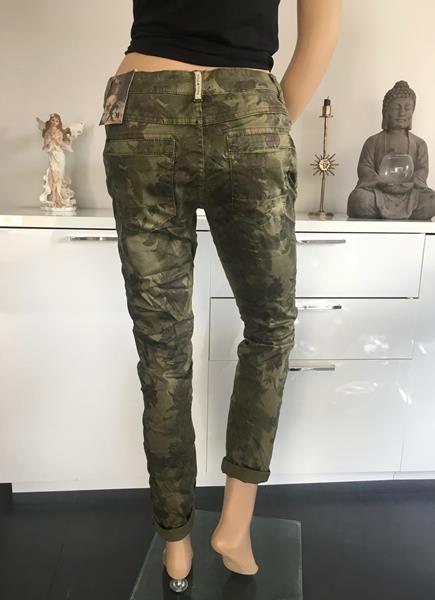 eine große Auswahl an Modellen helle n Farbe bestbewerteter Beamter Buena Vista Jeans Anna green flowers