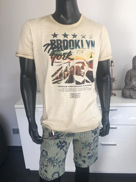 Gaudi Herren Shirt