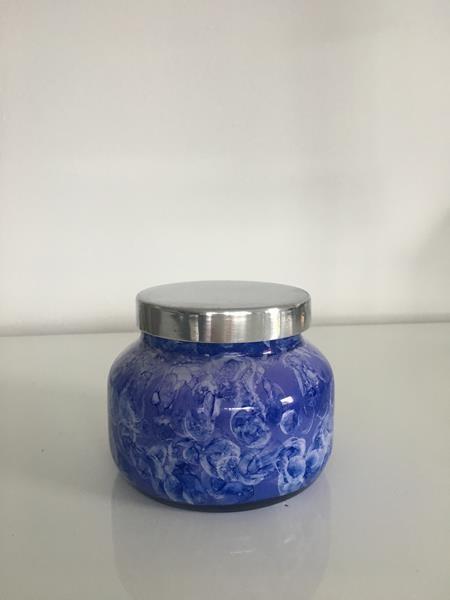 Capri Blue Duftkerze - Blue Jean Sojawachs