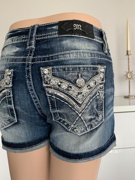 Miss Me Short Jeans M3330H