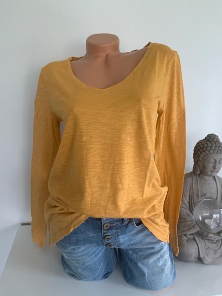 BSB fashion LA-Shirt ocker